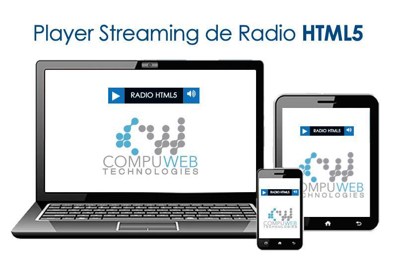 Streaming HTML5